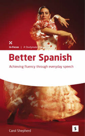 Better Spanish by Carole D. Shepherd image