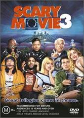 Scary Movie 3 on DVD