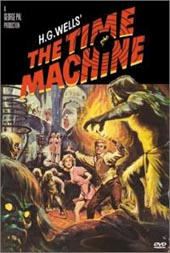The Time Machine on DVD