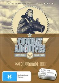Combat Archives Vol. 3 (3 Disc Set) on DVD