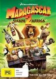 Madagascar: Escape 2 Africa DVD