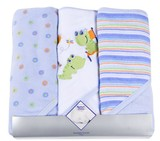 Mother's Choice 3 Pack Hooded Towels - Boys