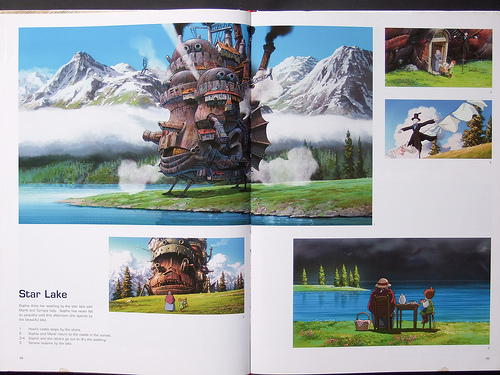 Art of Howl's Moving Castle image