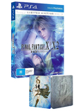 Final Fantasy X / X-2 HD Remaster Limited Edition for PS4