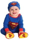 DC Comics: Superman Onesie - (Infant)