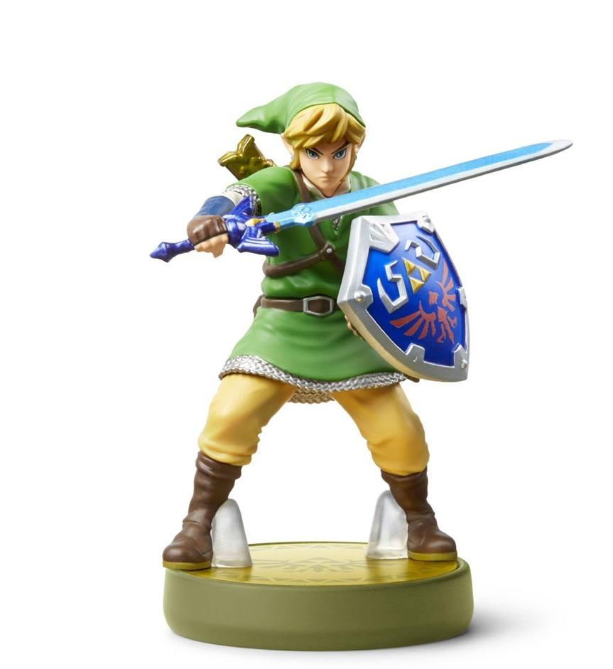 Nintendo Amiibo Skyward Sword - Zelda Collection for  image