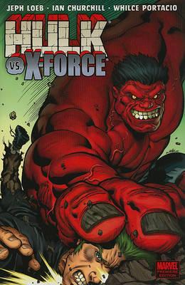 Hulk Vol.4: Hulk Vs. X-force image
