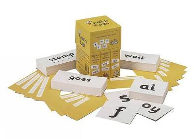 Jolly Phonics Cards by Sara Wernham image