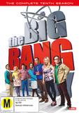 The Big Bang Theory - Season 10 on DVD