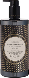 MOR Emporium Classics: Hand & Body Wash - Snow Gardenia (500ml)