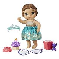 Baby Alive: Cupcake Birthday Doll (Brunette)
