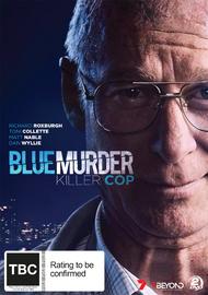 Blue Murder: Killer Cop on DVD