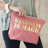 Natural Life: Canvas Carryall - Kindness is Magic