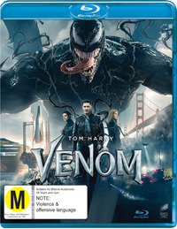 Venom on Blu-ray