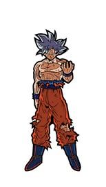 Dragon Ball Super: Ultra Instinct Goku (#M7) - Mini-FiGPiN