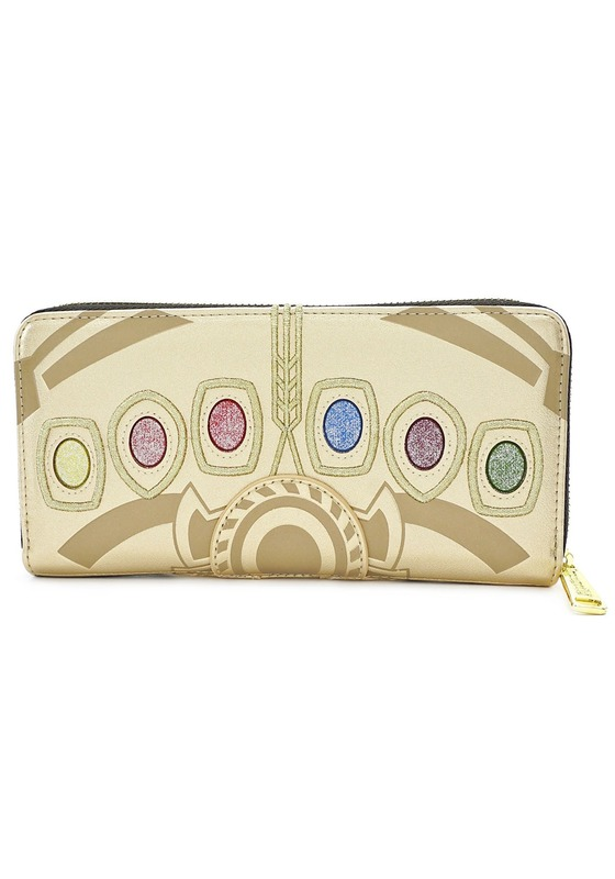 Loungefly Marvel Comics - Infinity Gauntlet Purse