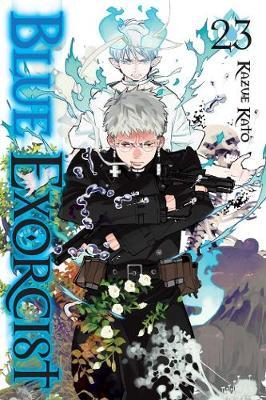 Blue Exorcist, Vol. 23 by Kazue KATO