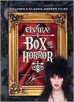 Elvira's Box Of Horror on DVD