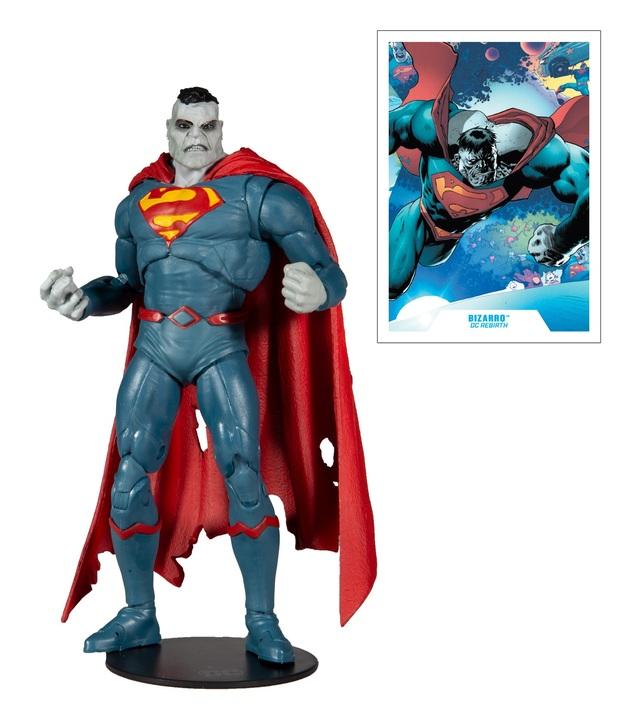 """DC Multiverse: Bizarro (DC Rebirth) - 7"""" Action Figure"""