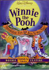 Winnie the Pooh - Halloween Double Feature : Spookable Fun And Boo to You, Too! on DVD