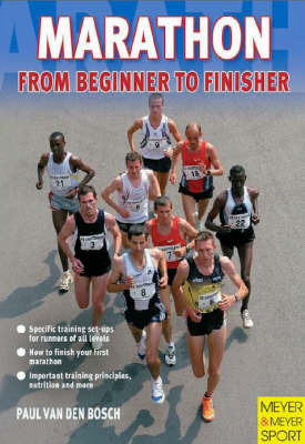 Marathon by Paul van den Bosch image