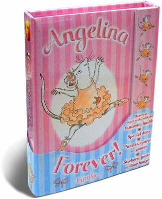 Angelina Forever! by Jenny Wackett image