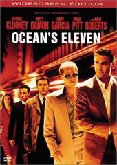 Ocean's Eleven on DVD