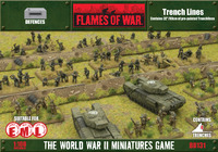 Flames of War - Trench Lines