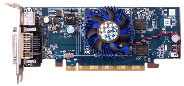 Sapphire Radeon HD2400 Pro 256MB DDR2 PCI-E Dual DVI Low Profile