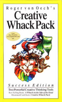 Creative Whack Pack Set by Roger Von Oech
