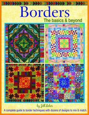 Borders: The Basics and Beyond by Jill Reber