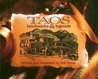 Taos by Bill Hemp