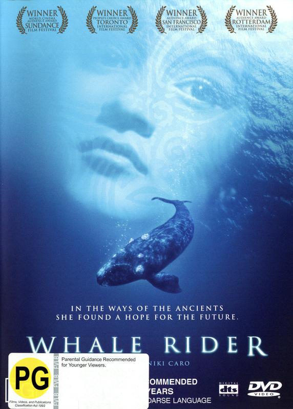 Whale Rider on DVD