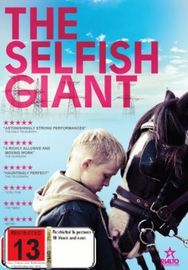 The Selfish Giant on DVD