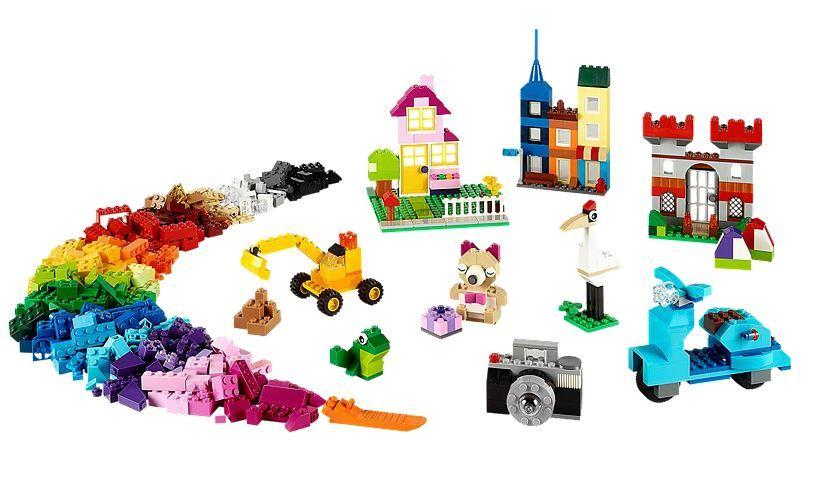 LEGO Classic - Large Creative Brick Box (10698) image