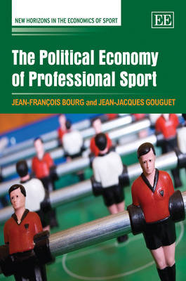 The Political Economy of Professional Sport by Jean-Francois Bourg image