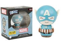 Marvel: Captain America (Sepia) Dorbz Vinyl Figure image