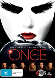 Once Upon A Time - The Complete Fifth Season on DVD