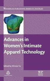 Advances in Women's Intimate Apparel Technology by Winnie Yu
