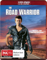 The Mad Max 2 - Road Warrior on HD DVD