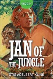 Jan of the Jungle by Otis Adelbert Kline image