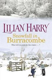 Snowfall in Burracombe by Lilian Harry image