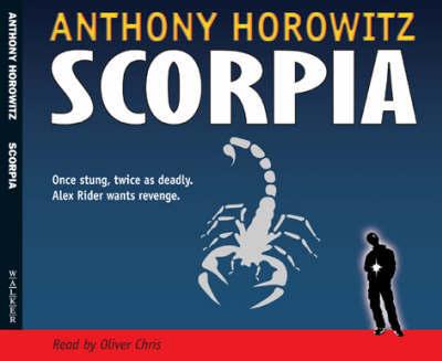 Scorpia (Alex Rider #5) by Anthony Horowitz image