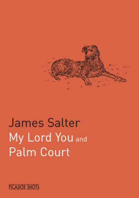 PICADOR SHOTS - My Lord You by James Salter