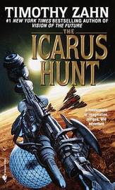 The Icarus Hunt by Timothy Zahn image