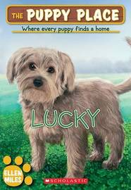 The Puppy Place #15: Lucky by Ellen Miles image