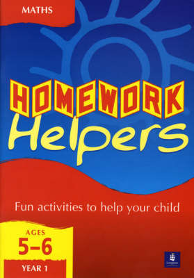 Homework Helpers KS1 Mathematics Year 1 by Linda Terry image