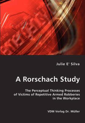 A Rorschach Study by Julie E' Silva image