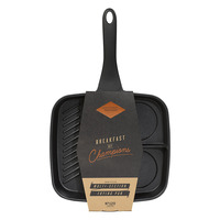 Gentlemen's Hardware Multi Section Frying Pan