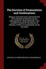 The Doctrine of Permutations and Combinations by John Wallis image